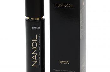 Nanoil for all hair types